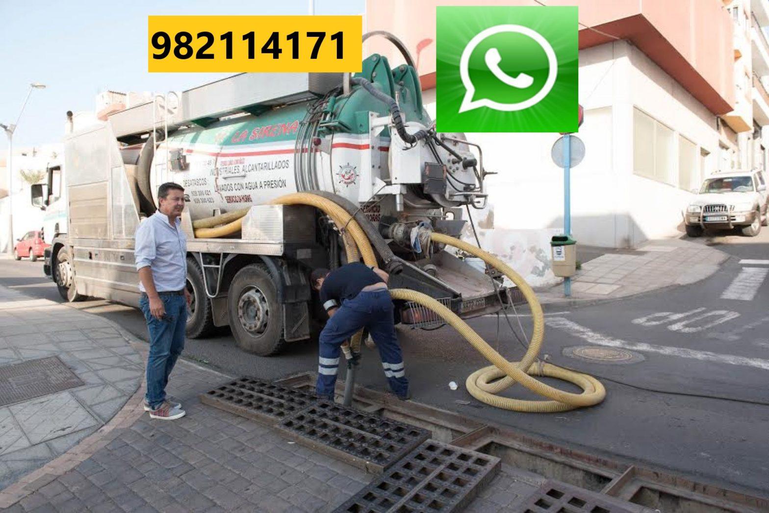 Limpieza Succión de Pozos Septicos en Lima Callao