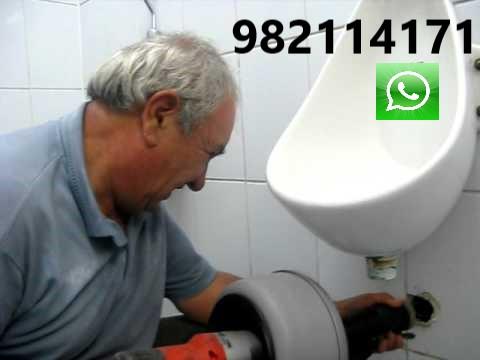 Desatoro, Mantenimiento de Inodoro, Urinario en Miraflores, San Isidro
